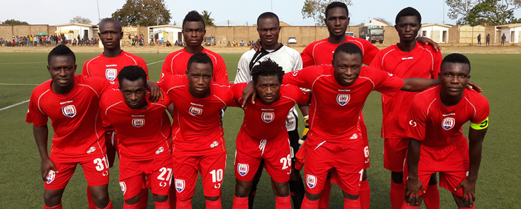 Inter Allies are through to the FA Cup final.