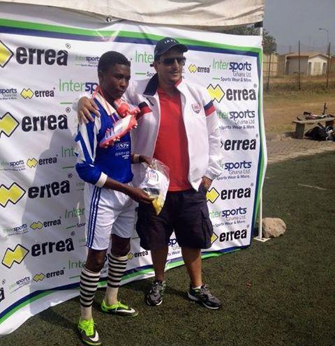 Inter Allies chairman Omar El-Eter