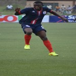Eliasu Fuseinu in action for Inter Allies.