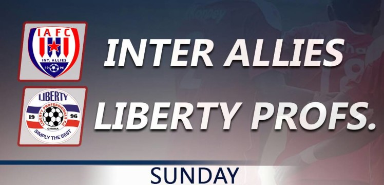 Match Preview: Allies host Liberty in final home game
