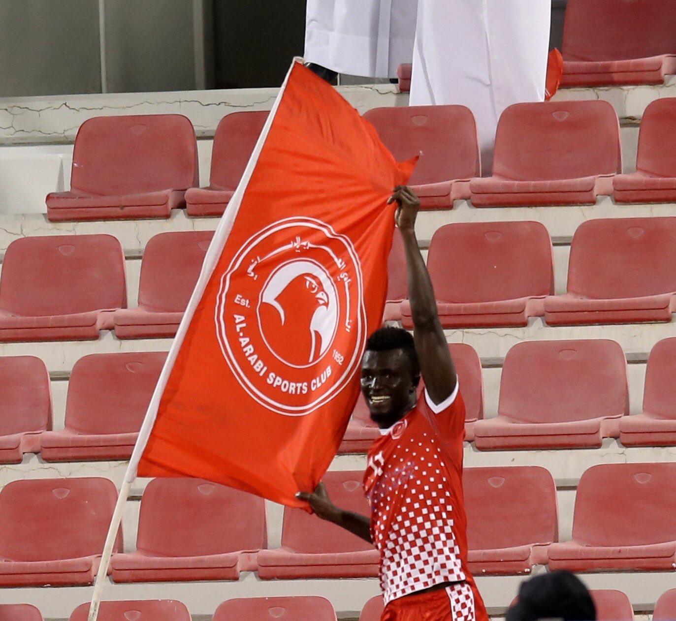 QATAR – Kwame Karikari bags brace in Al Arabi win
