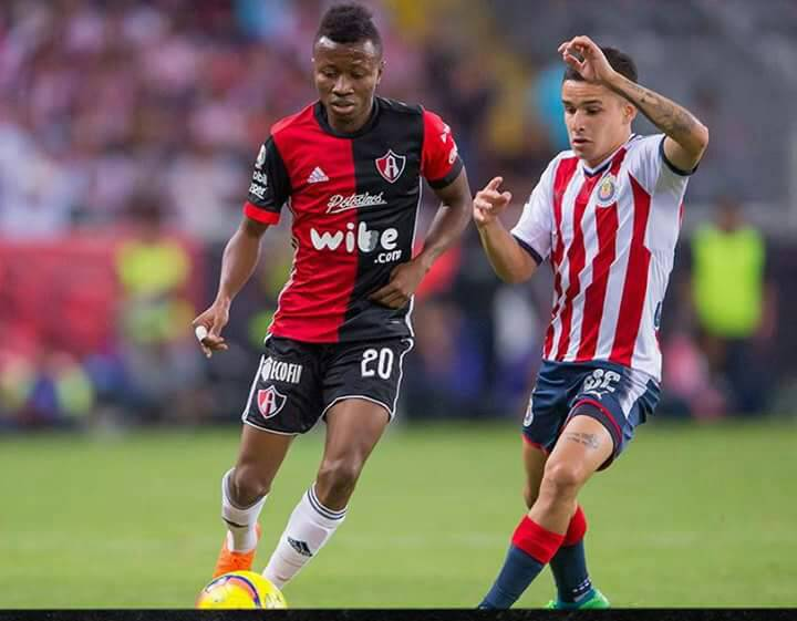 Clifford Aboagye shines is Atlas FC win