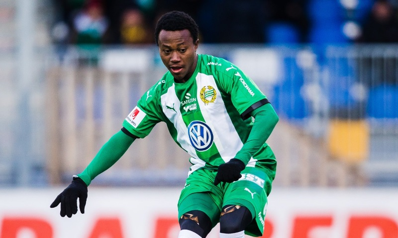 Abdul Halik Hudu scores for Hammarby U19