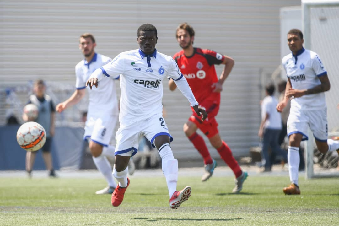 Prince Baffoe shines in Penn FC stalemate