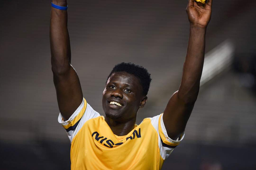 Ropapa Mensah joins Nashville SC permanently