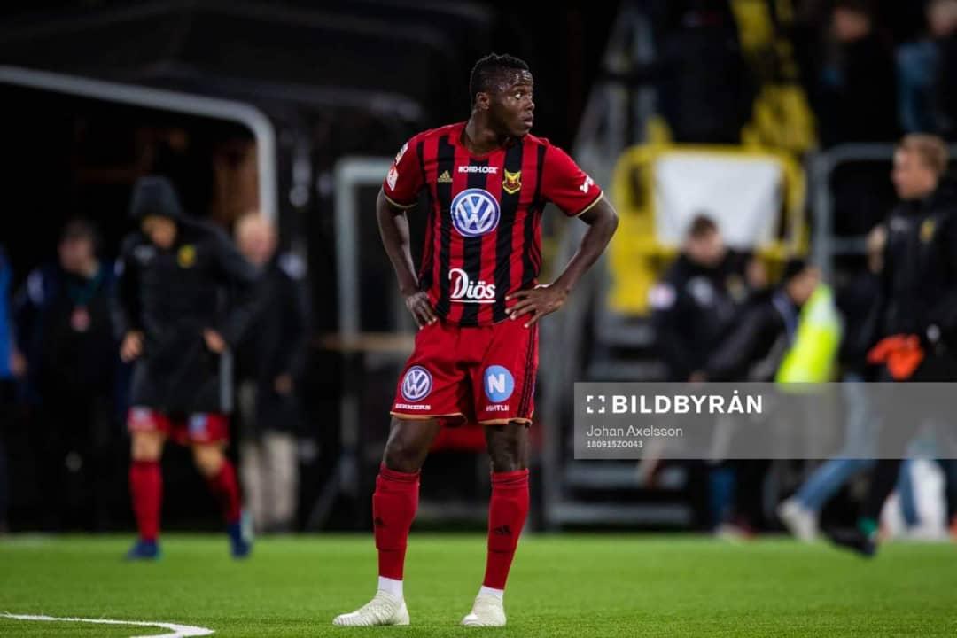 Patrick Kpozo shines in Östersunds' win