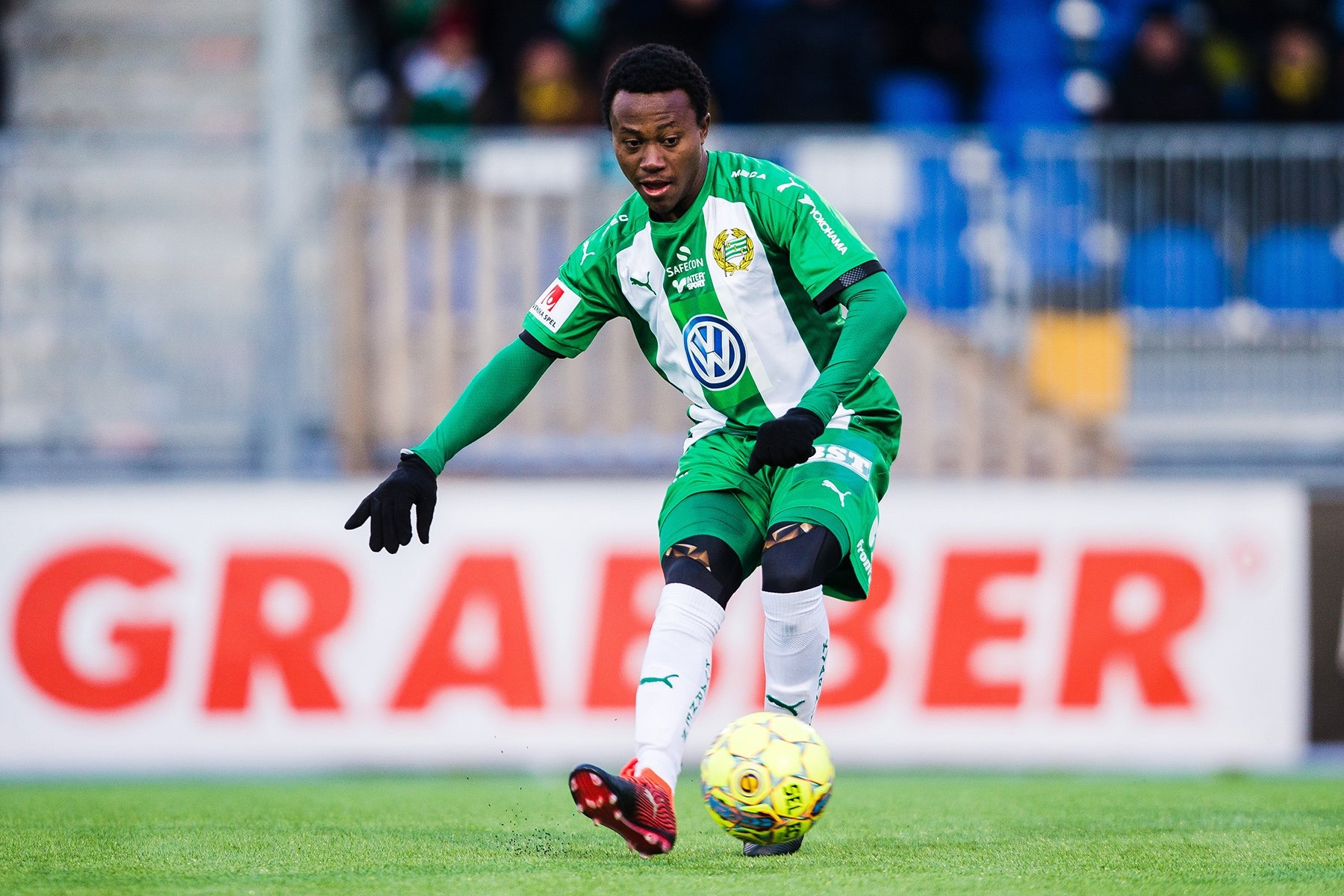 Abdul Halik features in Hammarby U19 win