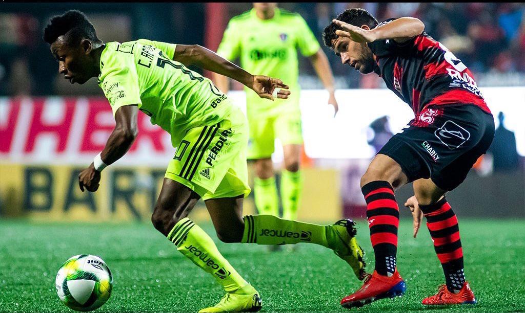 Clifford Aboagye shines despite Atlas FC loss