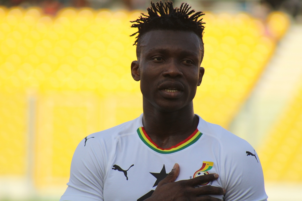 Joseph Aidoo makes Ghana provisional AFCON Squad
