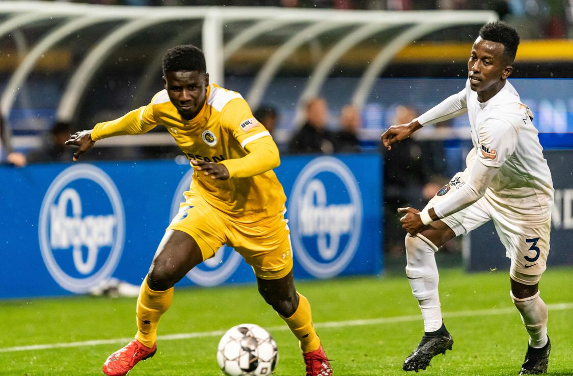 Ropapa Mensah features in Nashville's win