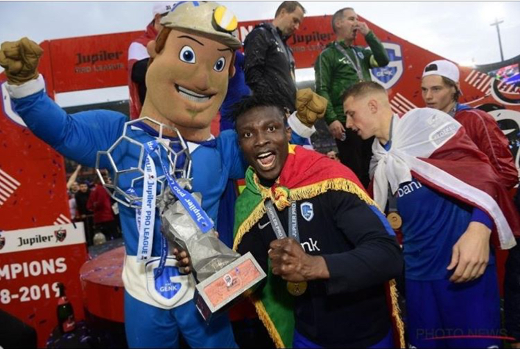 Joseph Aidoo 'absolutely delighted' with league title win