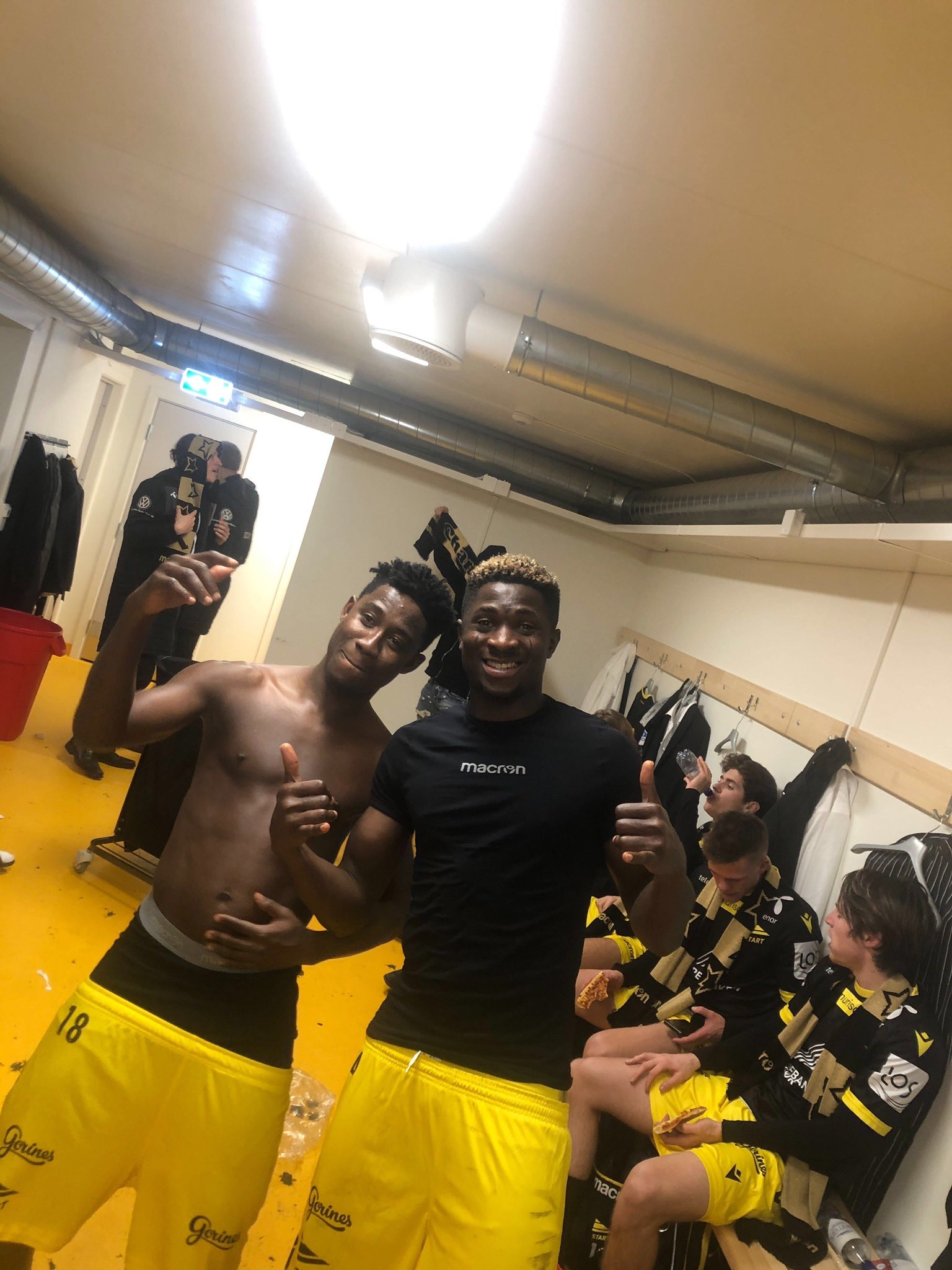 Twum and Aremu earn Norwegian Premier League promotion with IK Start