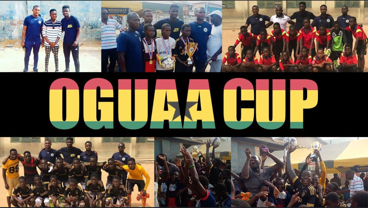 Ropapa's Oguaa Cup begins today