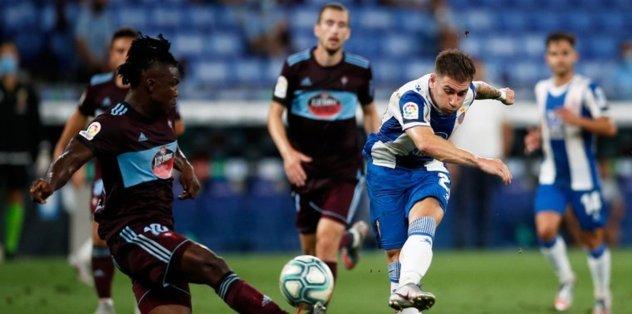 Joseph Aidoo shines as Celta Vigo earn point at Espanyol to escape relegation