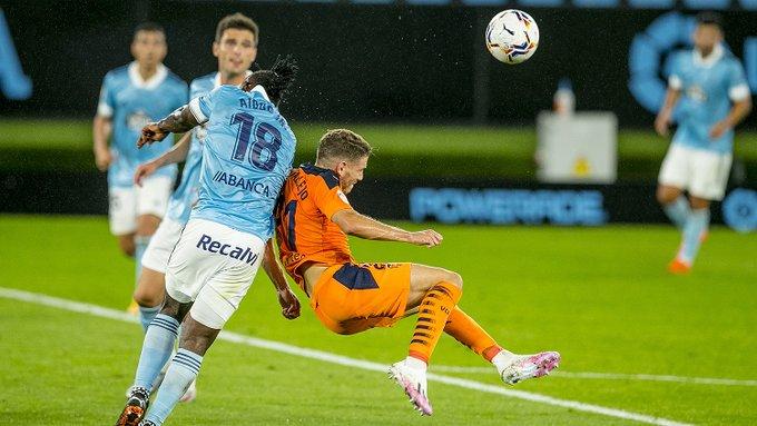 Joseph Aidoo shines again as Celta Vigo register first win of the season