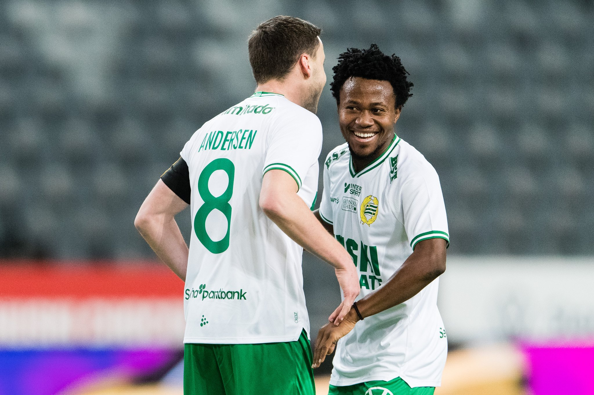 Abdul Halik Hudu shines in Hammarby cup win