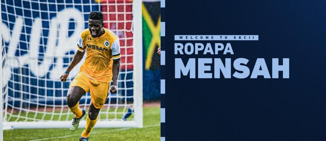 Sporting Kansas City II signs Ropapa Mensah