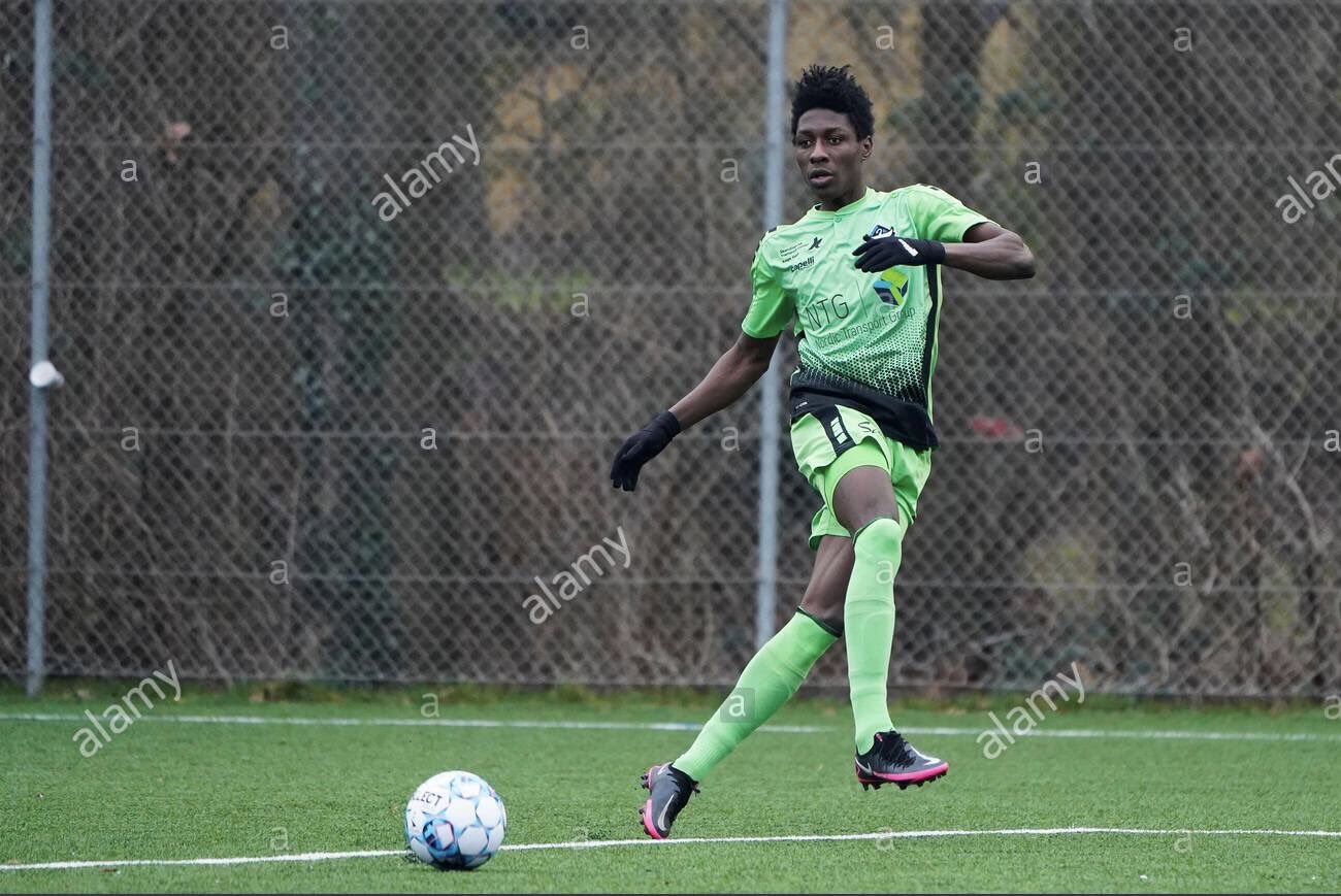 U20 AFCON - Frank Assinki shines in U20 debut