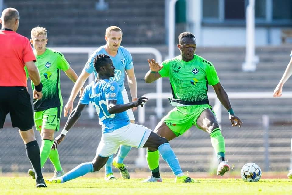 Preseason - Effiong Nsungusi features in HB Koge defeat