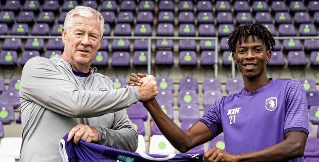 Abraham Okyere joins Beerschot VA in Belgium